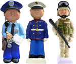 Rothco 1102 Military/Law Enforcement Ornaments