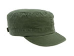 Rothco 1155 Rothco Women Adjustable Vintage Fatigue Cap - Olive Drab
