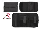 Rothco 11629 Deluxe Black Tri-Fold ID Wallet