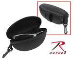 Rothco 11665 Black Sunglass Case