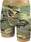 Rothco 116 Men's Woodland Camo Boxer Briefs