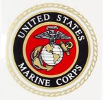 Rothco 1219 U.S. Marine Corps Seal Decal