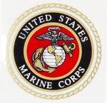 Rothco 1219 U.S. Marine Corps Seal Decal