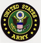 Rothco 1226 U.S. Army Seal Decal