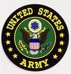 Rothco 1226 U.S. Army Seal Decal