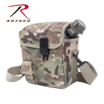 Rothco 1264 Rothco Molle Bladder Canteen Cover - Multicam