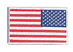 Rothco 12777 12777 Reversed U.S. Flag Patch
