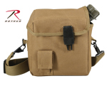 Rothco 1287 Rothco Molle Bladder Canteen Cover - Coyote