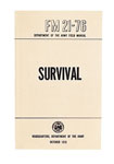 Rothco 1402 Survival Manual
