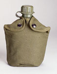 Rothco 142 Heavy Weight Canvas Canteen Cover