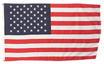 Rothco 1434 U.S. 2' X 3' Poly Flags