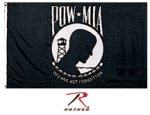 Rothco 1463 Special Forces & Pow/mia 3? X 5? Flags