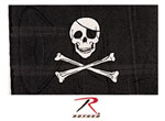 Rothco 1464 Jolly Roger 3' X 5' Flag