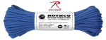 Rothco 148 Rothco Nylon Paracord 550lb 100 Ft / Royal Blue