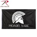 Rothco 1527 Rothco Molon Labe Flag / 3' X 5'