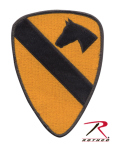 Rothco 1532 First Calvary Patch
