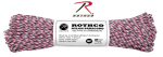 Rothco 154 Rothco Nylon Paracord 550lb 100 Ft / Pink Camo