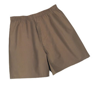 Rothco 158 158 GI Type Men's Brown Boxer Shorts