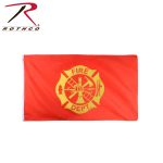 Rothco 1594 Fire Department 3' X 5' Flag