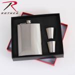 Rothco 16450 Rothco S/S Flask Gift Set
