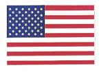 Rothco 1673 1673 U.S. Flag Decal