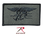 Rothco 1683 Navy Seals Patch