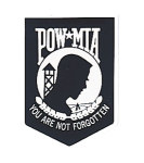 Rothco 1689 Rothco Pow Mia Decal / Inside