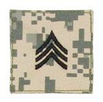 Rothco 1762 ACU Digital Sergeant Insignia