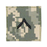 Rothco 1763 ACU Digital Private Insignia