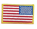 Rothco 17777 17777 Reversed U.S. Flag Patch