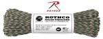 Rothco 180 Rothco Nylon Paracord 550lb 100 Ft / Camo
