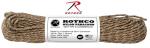 Rothco 182 Rothco Nylon Paracord 550lb 100 Ft / Desert Camo