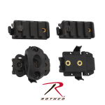 Rothco 1895 Rothco Airsoft Helmet Accessory Pack - Blk