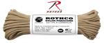 Rothco 193 Rothco Nylon Paracord 550lb 100 Ft / Coyote Brown