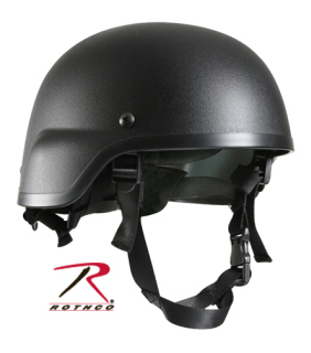 Rothco 1995 Rothco Abs Mich-2000 Replica Tactical Helmet / Olive Drab