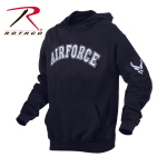 Rothco 2047 2047 Rothco Air Force Pullover Hoodie-Blue
