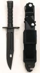 Rothco 2135 GIStyle M-9 Black Bayonet