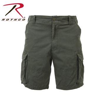 Rothco 2161 2161 Rothco Vintage Cargo Short - Od