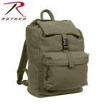 Rothco 2169 Rothco Canvas Daypack - Olive Drab