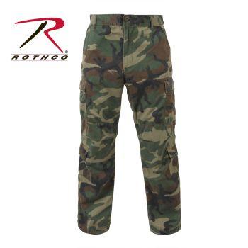 Rothco 2188 2188 Rothco Vintage Paratrooper Fatigues - Tri Color Desert Camo