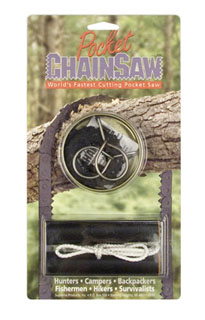 Rothco 21 'Short Kutt'' Pocket Chain Saw