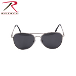 Rothco 22009 Rothco 58mm Polarized Sunglasses - Chrome/Smoke
