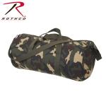 Rothco 2234 Rothco Canvas Shoulder Bag - 24'' - Woodland Camo
