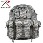 Rothco 2275 GI Type Large Army Digital Camo Alice Pack With Frame