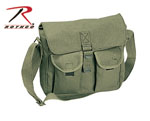 Rothco 2277 O.D. Canvas Ammo Shoulder Bags