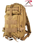 Rothco 2289 Coyote Brown Medium Transport Pack
