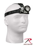 Rothco 228 Bulb Led Multi-Function Color Lens Headlamp