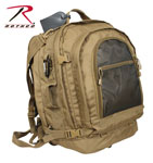 Rothco 2297 Coyote Brown Move Out Tactical Travel Bag