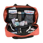 Rothco 2344 Orange E.M.S. Trauma Bag