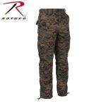 Rothco 2367 2367 Rothco Vintage Paratrooper Fatigues - Woodland Digital Camo